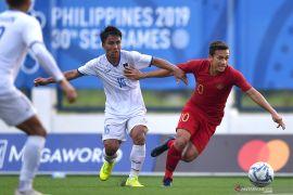 Timnas U-22 turunkan skuat terbaik  kontra Myanmar