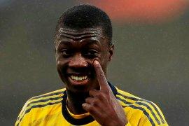 Pelatih sementara Arsenal Freddie Ljungberg akan ajak bicara Pepe