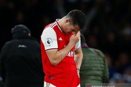 Brighton kalahkan Arsenal 2-1