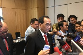 Direktur Keuangan Fuad Rizal ditunjuk jadi Pelaksana Tugas Dirut Garuda