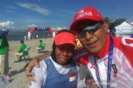 Indonesia tetap di posisi dua setelah pentathlon sumbang emas
