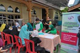 Duta Mall gelar pemeriksaan kesehatan gratis