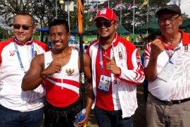 Maizir persembahkan medali emas kano 1000 meter putra