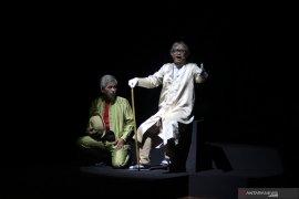 Pementasan teater Para Pensiunan