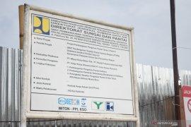 PUPR: Alasan keamanan cegah wartawan di tanggul pelabuhan jebol