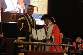 Suharso Monoarfa raih doktor honoris causa dari Queensland University Australia