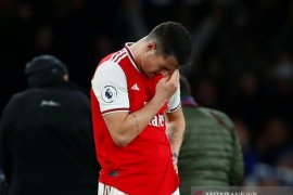 Liga Inggris: Arsenal tumbang 1-2 di tangan tamunya Brighton