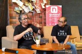 """Teater Gandrik siap pentaskan lakon """"Para Pensiunan"""" di Surabaya"""