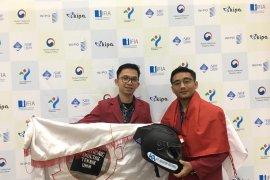 Helm pintar mahasiswa UMM raih medali perunggu ajang inovasi di Korsel