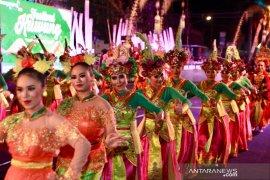 Festival Kuwung Banyuwangi juga hadirkan budaya kabupaten lain