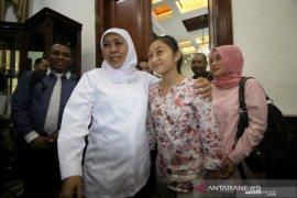 Kasus atlet senam Shalfa Avrila, Gubernur Khofifah tak pernah kirim utusan ke Kediri