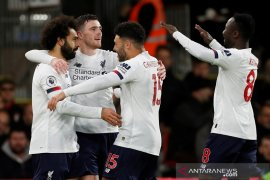 Liga Inggris, Liverpool melenggang bawa pulang tiga poin dari Bournemouth