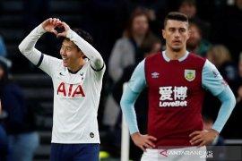 Tottenham cukur tamunya Burnley 5-0