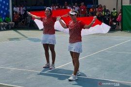 Beatrice/Jessy tambah emas  tenis SEA Games 2019