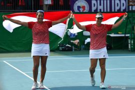 Kontingen Indonesia sudah melampau jumlah 45 medali emas
