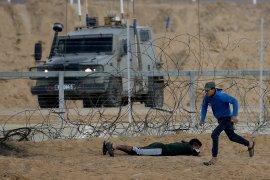 Pasukan Israel tembak mati tiga warga  Palestina