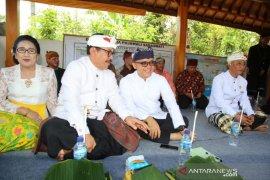 Wagub Bali peringati Hari Saraswati di Banyuwangi