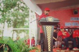 Kabupaten Lampung Selatan Deklarasikan 100 persen ODF
