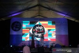 Supermodel Halima Aden meriahkan Halal Things 2019