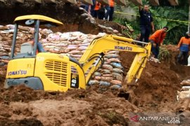 PT KAI targetkan perbaikan jalur KA Sukabumi-Bogor selesai sehari