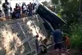 Jasa Raharja bayar santunan korban kecelakaan bus rombongan guru TK di Blitar