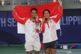 Christo: Petenis putri Indonesia dominasi SEA Games 2019