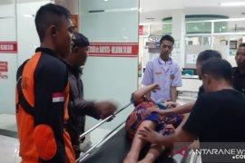 Sejumlah orange terluka akibat angin kencang di Lumajang