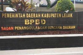 Akibat bencana banjir, BPBD Lebak belum pastikan kerugian