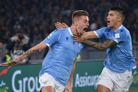 Pasukan Lazio bungkam Juventus