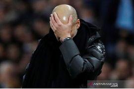 Pep Guardiola akui City tak bisa saingi tim-tim top Eropa