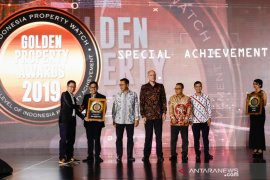 Paramount Land raih penghargaan Golden Property Awards 2019