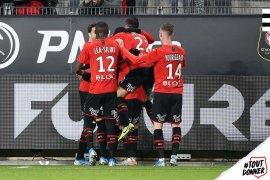 Liga Prancis, dua gol Mbaye Niang bawa Rennes tundukkan Angers
