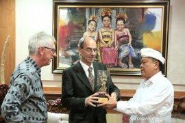 Dubes Swiss untuk Indonesia kunjungi Denpasar