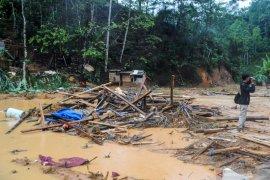 BPBD Lebak: Ribuan warga tinggal di lokasi rawan bencana longsor