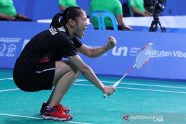Indonesia tempatkan tiga wakil di final bulu tangkis