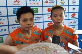 SEA Games 2019, Greysia/Apriyani bangga ikut barbagi ketegangan di Filipina