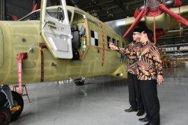 lemkaspa: ambil sisi positif pembelian empat pesawat N219