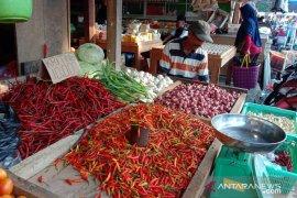 Harga cabai merah di pasar  Ambon naik