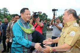 Mendagri Tito Karnavian berkunjung  ke Pulau Nias