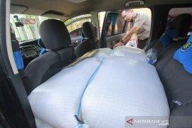 Polda Gorontalo sita 9.400 liter miras asal Sulut