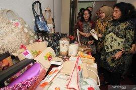 Kunjungan Menteri PPPA di Surabaya