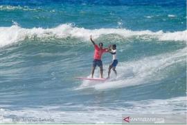 SEA Games 2019, Jokowi apresiasi peselancar Filipina Roger Casugay lewat tweetnya