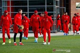 Bak laga final Liga Champions, Liverpool siap hadapi Salzburg