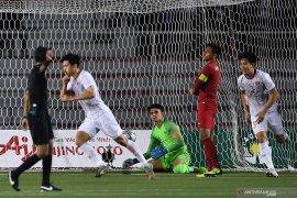 Takluk 0-3 dari Vietnam, Indonesia gagal raih emas sepak bola SEA Games