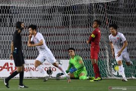 Indonesia takluk 0-3 dari Vietnam