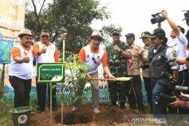 Satu juta pohon akan ditanam di sepanjang DAS Citarum