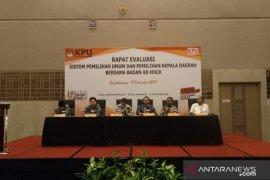 KPU Singkawang evaluasi pelaksanaan Pemilu dan Pilkada