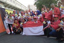 """Wawali Kota Bandung bawa 50 """"Bobotoh"""" dukung timnas U22 ke Manila"""