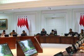 Jokowi: Kartu Pra Kerja bukan untuk gaji pengangguran