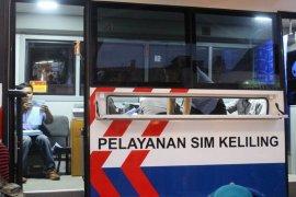 Layanan SIM Keliling Jakarta hari ini ada di empat lokasi ini